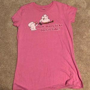 New Pink T-shirt